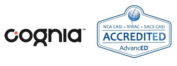 Cognia - AdvancED logo