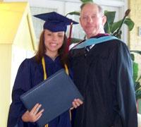 Alina - graduation
