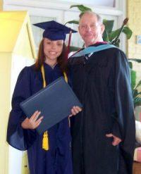 Alina graduation