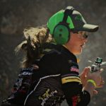 Teen girl USPSA Grand Master and IPSC Production National Champion