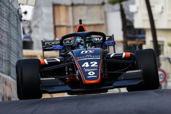 Yves Grand Prix de Monaco